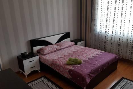 Сдается 2-комнатная квартира посуточнов Баку, ул Каверочкина 50.