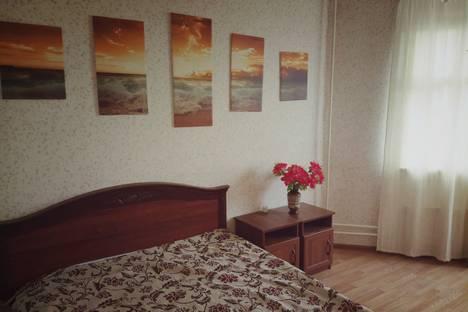 Сдается 1-комнатная квартира посуточнов Подольске, улица Генерала Смирнова, 18.