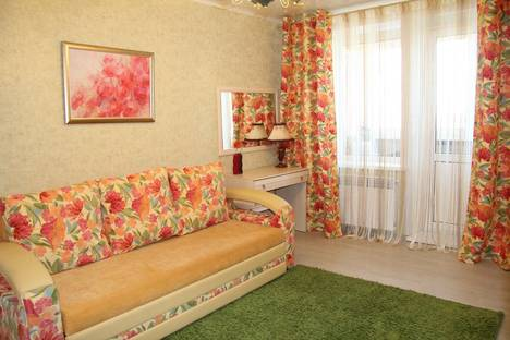Сдается 2-комнатная квартира посуточно в Анапе, улица Терская 96.