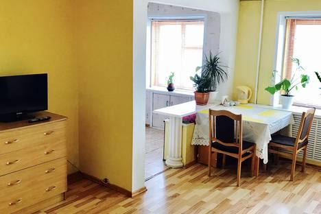 Сдается 2-комнатная квартира посуточнов Саранске, Большевитская 94.