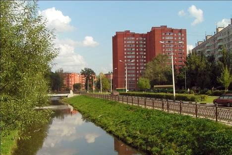Сдается 1-комнатная квартира посуточно в Дмитрове, мкр. Константина Аверьянова, 6.