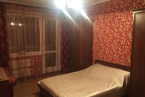 Сдается 1-комнатная квартира посуточнов Старом Осколе, м-н Северный, д.4.