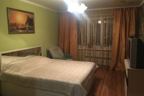 Сдается 2-комнатная квартира посуточнов Старом Осколе, м-н  Олимпийский,д.7.