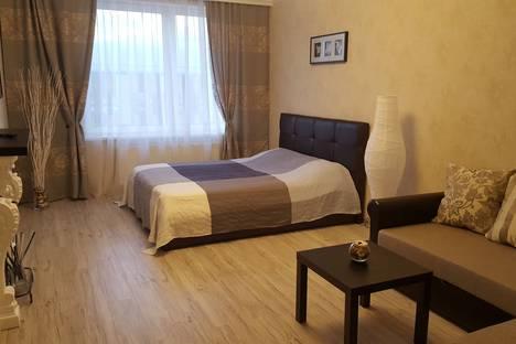 Сдается 1-комнатная квартира посуточнов Санкт-Петербурге, Кременчугская улица 9.