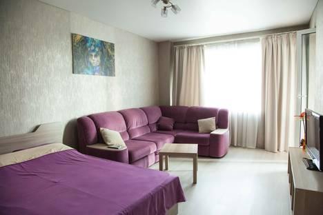 Сдается 1-комнатная квартира посуточнов Томске, улица Алексея Беленца 6.