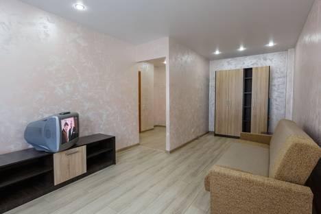 Сдается 1-комнатная квартира посуточно в Красноярске, улица Ленина, 153.