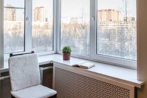 Сдается 1-комнатная квартира посуточнов Санкт-Петербурге, проспект Просвещения, 84.