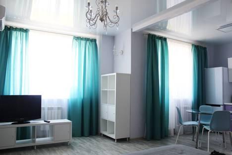 Сдается 1-комнатная квартира посуточнов Волгограде, Краснопресненская улица, 3.