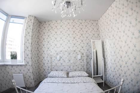 Сдается 2-комнатная квартира посуточнов Краснодаре, ул. Архитектора Петина 14.