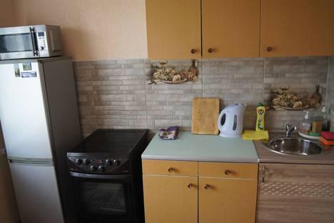 Сдается 2-комнатная квартира посуточно в Белокурихе, ул. Советская, 6.