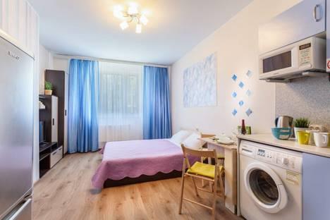 Сдается 1-комнатная квартира посуточно в Мытищах, ул. Стрелковая д. 6.