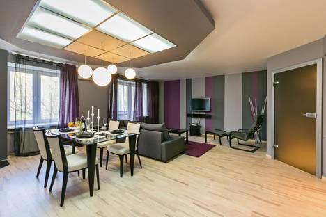 Сдается 2-комнатная квартира посуточно в Москве, улица Пресненский Вал, 8 корпус 3.