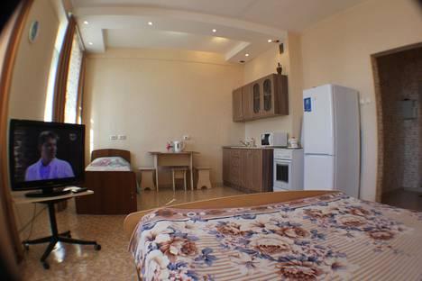 Сдается 1-комнатная квартира посуточно в Иркутске, улица Лермонтова, 81/10.
