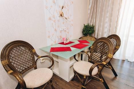 Сдается 1-комнатная квартира посуточнов Екатеринбурге, Кузнечная улица, 81.