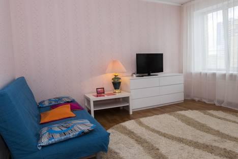 Сдается 1-комнатная квартира посуточнов Казани, Чистопольская улица 86.