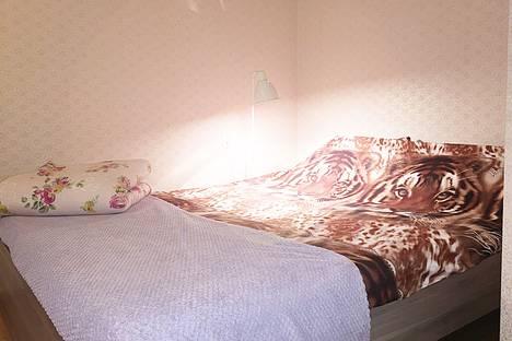 Сдается 1-комнатная квартира посуточнов Казани, улица Юлиуса Фучика, 78.