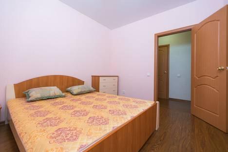 Сдается 2-комнатная квартира посуточно в Томске, Сибирская улица, 98.