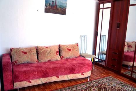 Сдается 1-комнатная квартира посуточно в Старом Осколе, улица Северный микрорайон 8.
