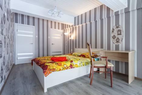 Сдается 2-комнатная квартира посуточнов Москве, Автозаводская yлица, 23к7.
