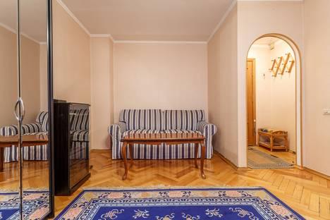 Сдается 1-комнатная квартира посуточно в Москве, Песчаная улица, 4.