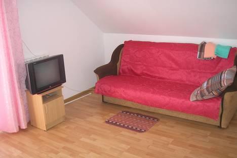 Сдается 1-комнатная квартира посуточно в Анапе, ул. Краснозеленых, 25.