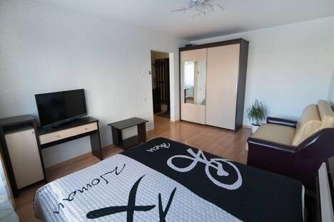 Сдается 1-комнатная квартира посуточно, Тихвинская улица, 1.