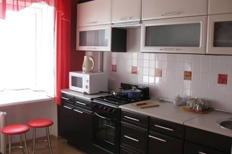 Сдается 2-комнатная квартира посуточнов Барановичах, улица Ленина дом 24/1.