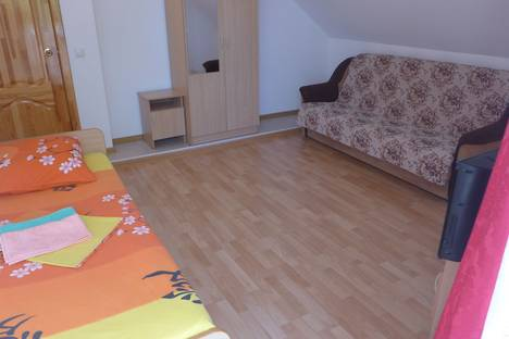 Сдается 1-комнатная квартира посуточно в Анапе, ул. Краснозеленых 26 к1/4.