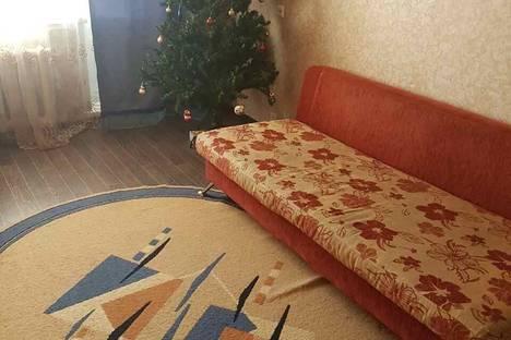 Сдается 1-комнатная квартира посуточно в Кургане, улица Коли Мяготина, 118.