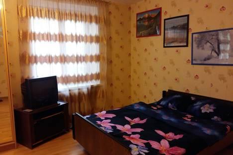 Сдается 1-комнатная квартира посуточнов Жуковском, 7 Парковая улица 6/11.