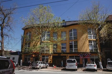 Сдается 1-комнатная квартира посуточно в Анапе, улица Астраханская, 19.