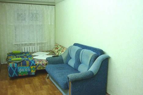 Сдается 1-комнатная квартира посуточно в Астрахани, ул. Академика Королева, 39.