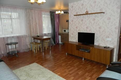 Сдается 2-комнатная квартира посуточнов Воронеже, Плехановская улица, 25.