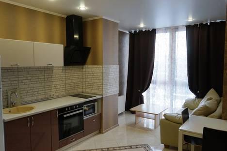 Сдается 1-комнатная квартира посуточно, Куйбышева 113а.