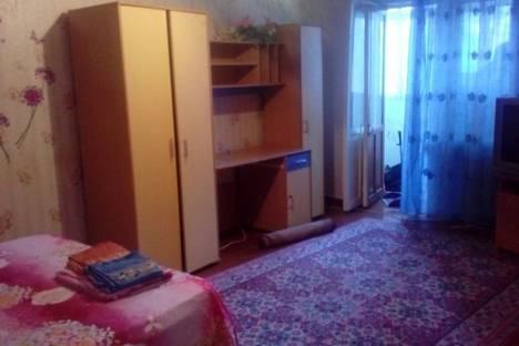 Сдается 1-комнатная квартира посуточнов Костанае, Баитурсынова 57.