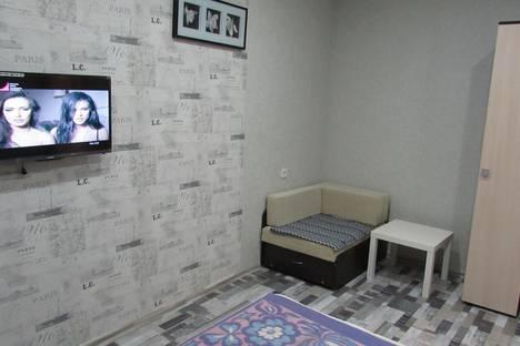 Сдается 1-комнатная квартира посуточно, улица Тухачевского 25/8.