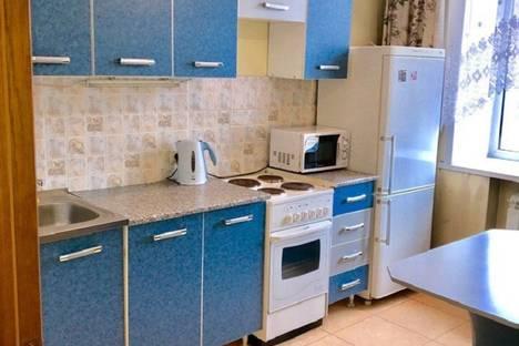Сдается 2-комнатная квартира посуточнов Новокузнецке, проспект Металлургов, 4.