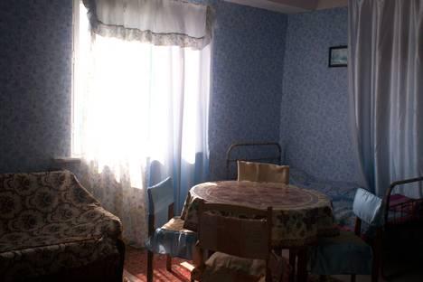 Сдается 2-комнатная квартира посуточнов Гудауте, улица Агрба, 18.