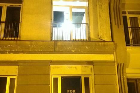 Сдается 1-комнатная квартира посуточнов Кобулети, Аджария,улица мазниашвили #47.