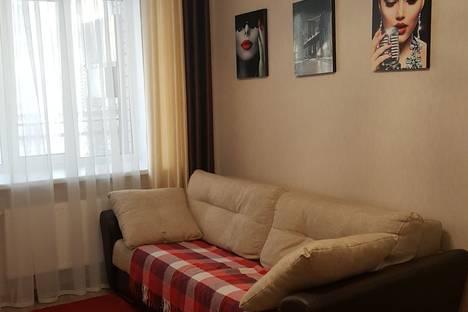 Сдается 2-комнатная квартира посуточнов Казани, ул. Рауиса Гареева, 92.