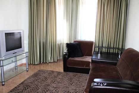 Сдается 1-комнатная квартира посуточнов Нижневартовске, улица Мусы Джалиля, 18.