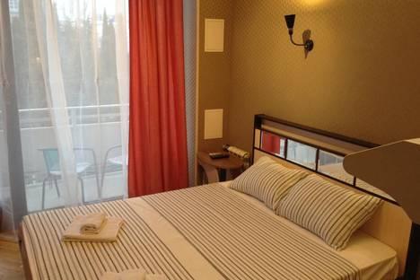 Сдается 1-комнатная квартира посуточнов Сочи, Курортный проспект 75 к.1.