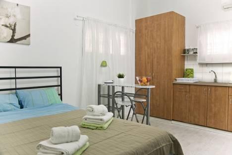 Сдается 1-комнатная квартира посуточно, Тель-Авив, Ха-Яркон 65.