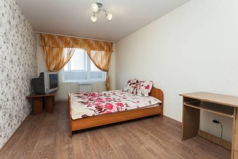 Сдается 1-комнатная квартира посуточнов Чебоксарах, улица Пирогова, 1 корпус 2.