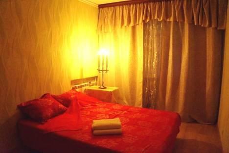 Сдается 2-комнатная квартира посуточно в Туле, Октябрьская улица д.80.