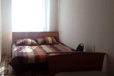 Сдается 3-комнатная квартира посуточнов Костанае, Баитурсынова 45.