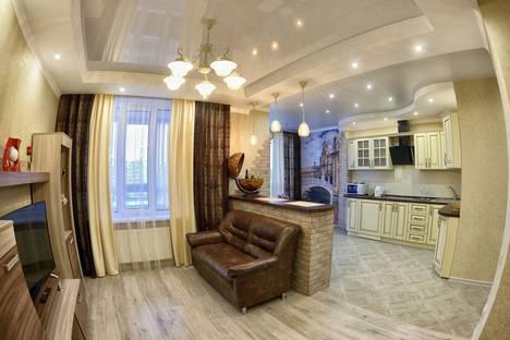 Сдается 1-комнатная квартира посуточно в Брянске, ул. Челюскинцев д.3.