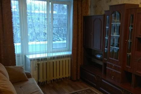 Сдается 2-комнатная квартира посуточно в Москве, Озёрная улица, 30 корпус 1.
