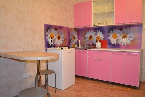 Сдается 1-комнатная квартира посуточно в Пензе, Спутник, Изумрудная улица 9.