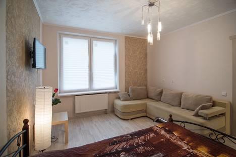 Сдается 1-комнатная квартира посуточнов Санкт-Петербурге, Кременчугская улица 17.